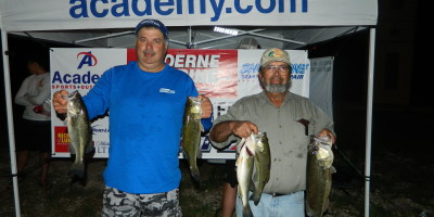 RODRIGUEZ / JARA TOP 43 TEAMS TO TAKE HOME $870 + $1000 IN SKEETER REAL MONEY