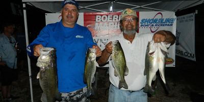 RODRIGUEZ / JARA REPEAT AND WIN $580 PLUS ANOTHER $1000 IN SKEETER REAL MONEY