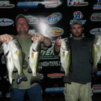 2ND PLACE – DOUG GEORGE / CRAIG SHIRLEY