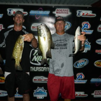 4TH PLACE – RYAN ASH / PAT AMICK