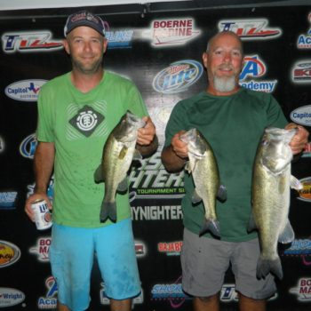 4TH PLACE – JASON FUNDERBURK / CRAIG MUSSELMAN