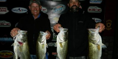 THOMAS HOWE & PHILLIP THOMPSON TOP A RECORD 52 TEAMS ON CANYON WITH 17.41 POUNDS