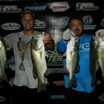 3RD PLACE – TYLER STANLEY / KEVIN JACKSON
