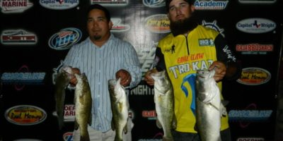 DANIEL KURTZ & CHRIS VAQUERA TOP 53 TEAMS ON CANYON WITH 14.73LBS