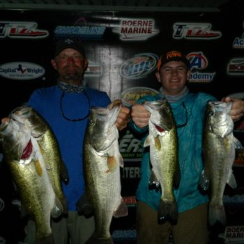 2ND PLACE – CHARLES WHITED – TY BRUMLEY