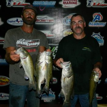 3RD PLACE – RUSTY REED / STEVE MAPLES