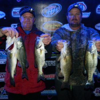 4th Place – Floyd Pace  / Eric Shedrock