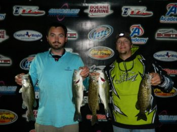 4th Place – Brandon Odell/ Reed Fairbanks