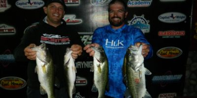 ROSS WRIGHT & CHUCK WARE TOP A RECORD 68 TEAMS ON CANYON AND WIN $2550