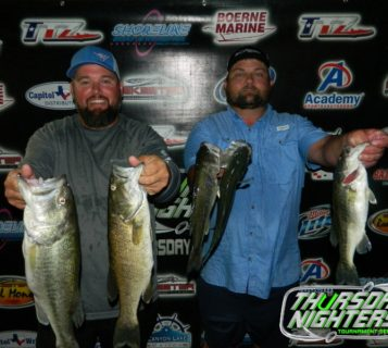3RD PLACE – KYLE FORD / MIKE VALERIO