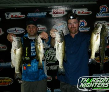 4TH PLACE – PAUL SAVIDIN / TREVOR ROGGE