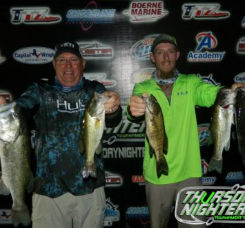 5TH PLACE – MARTY MASSEY / JAKE MASSEY