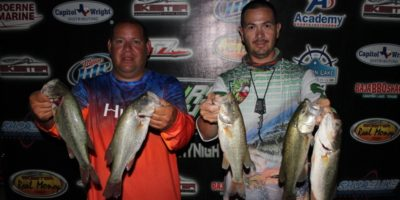 OLIVIO & RODRIGUEZ THREE-PEAT BY TOPPING 57 TEAMS ON CANYON AND WIN $1250