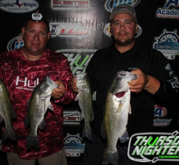 4TH PLACE – JASON OLIVIO / BOBBY ACOSTA