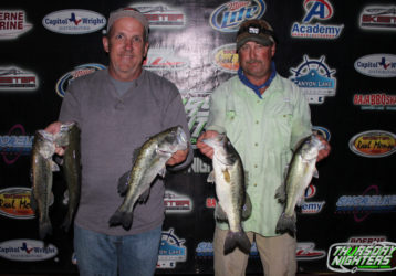 5TH Place – Steve Vance / Donnie Marshall