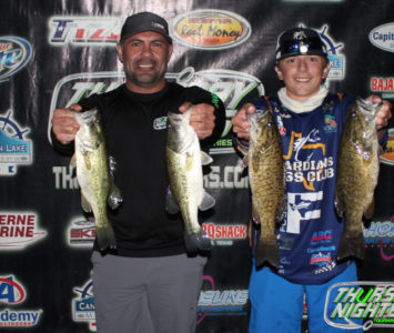 3RD PLACE – SHAWN TAMEZ / LANE CARPENTER