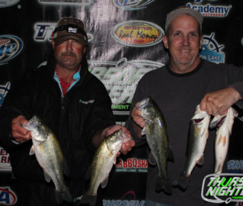 4TH PLACE – STEVE VANCE / DONNIE MARSHALL