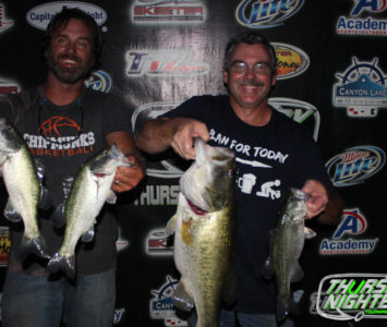 3rd PLace – RUSTY REEDY / STEVE MAPLES