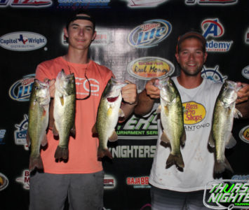 4th Place – CHRISTIAN HONOHAN / TYLER STANLEY