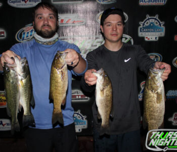 2ND PLACE – CODY HORN / KEVIN FITGERALD