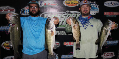 JOEY RODRIGUEZ & ANGEL RAMIREZ WIN THE SEASON FINALE AND TAKE HOME OVER $1000 – CHARLES WHITED & TREY GROCE WIN ANGLERS OF THE YEAR